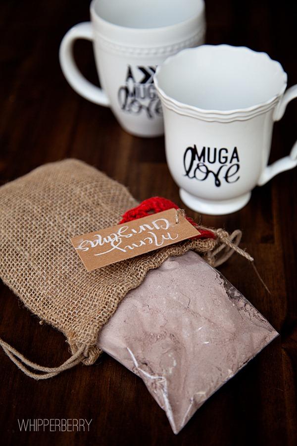 mug a love hot chocolate