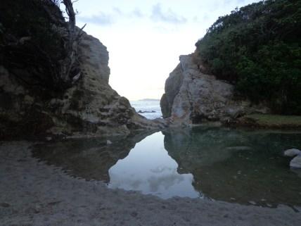 Whiritoa Beach south