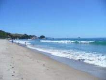 Whiritoa Beach walking