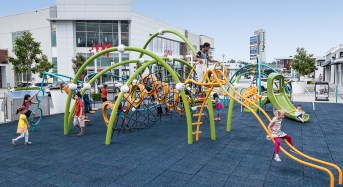 PlayBooster®, our gold standard in playground design