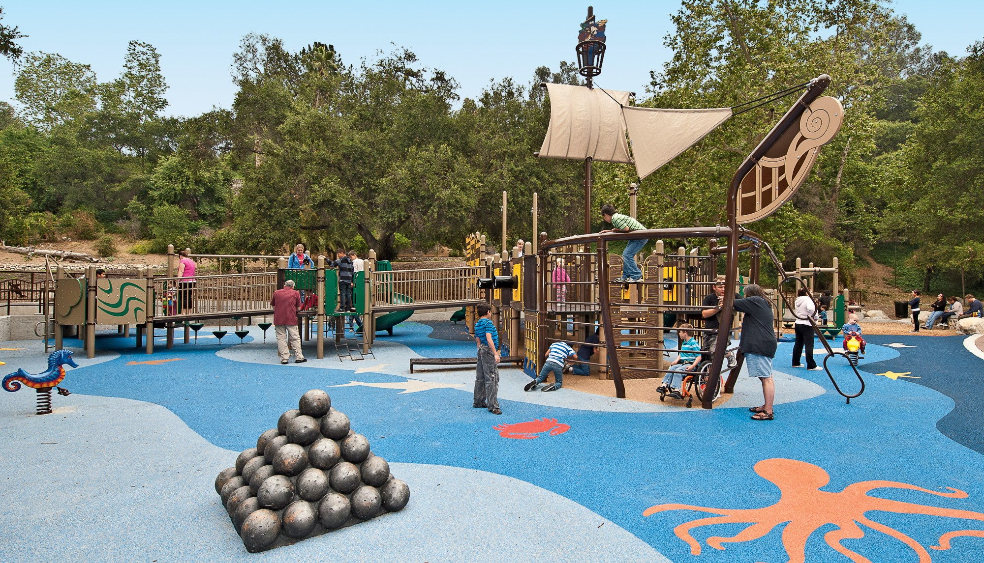 Unique/Themed Playgrounds