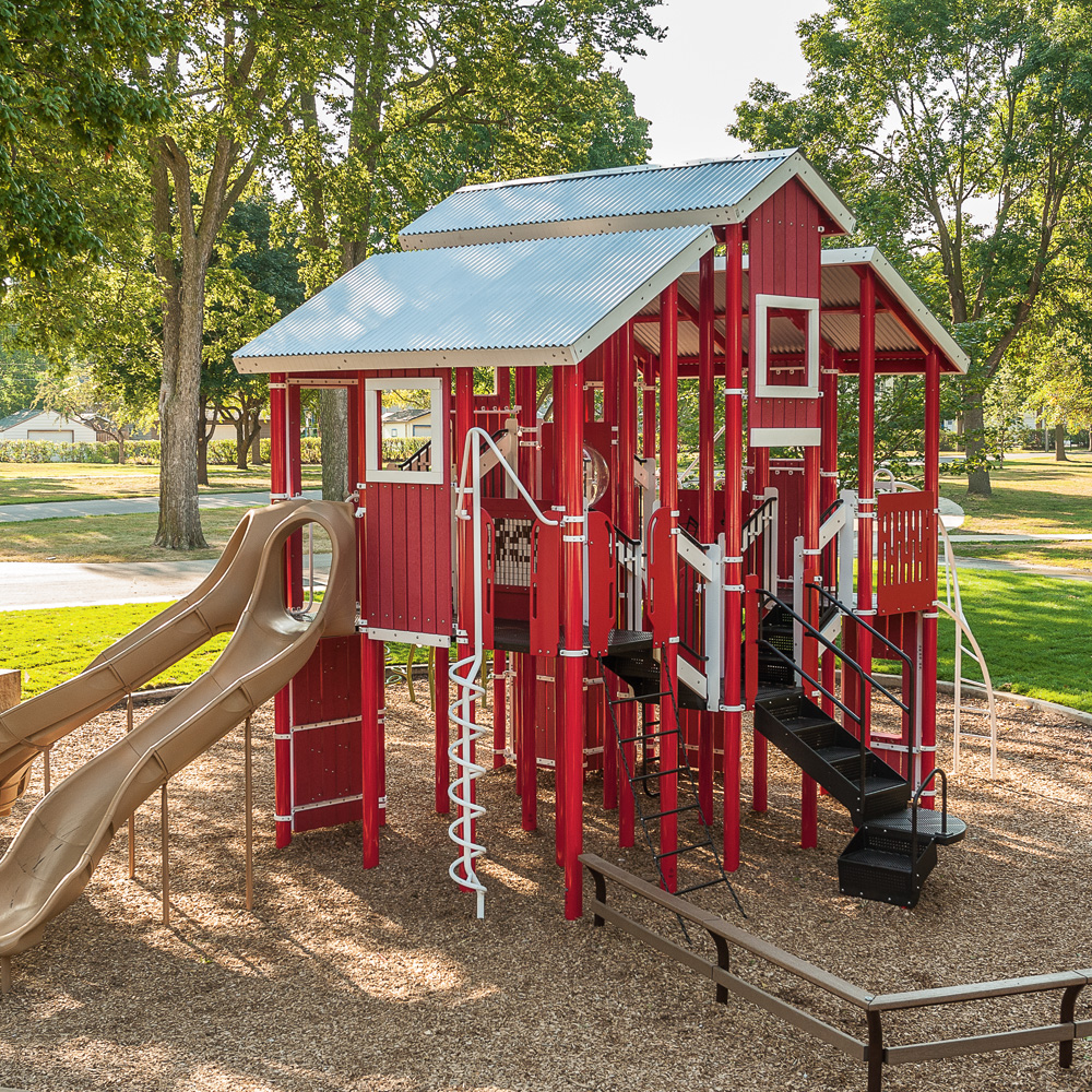 Custom Made Playgrounds