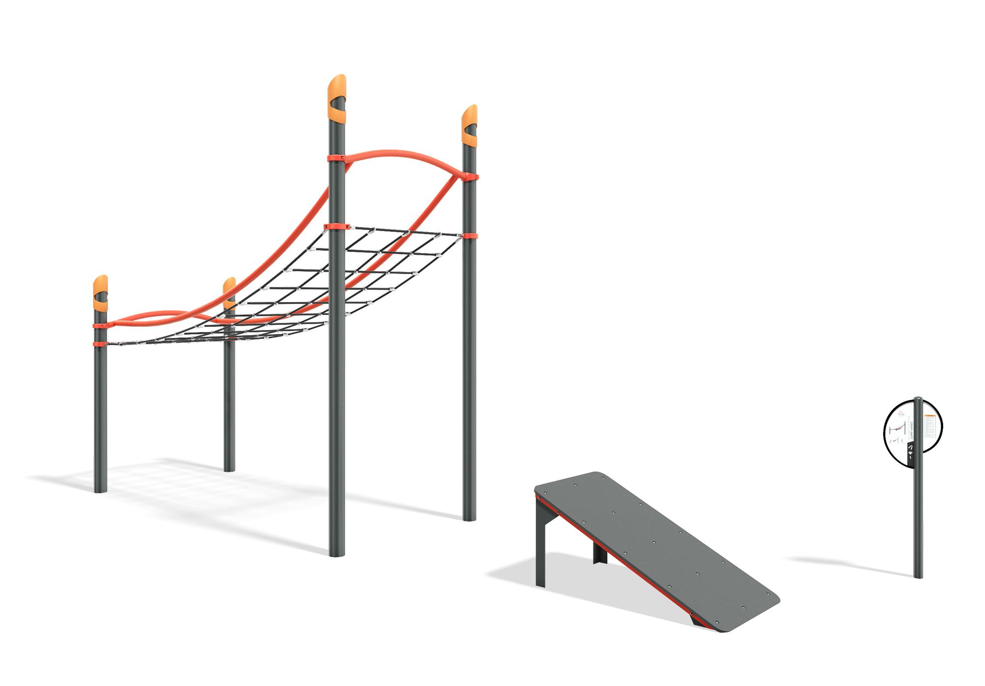 Extreme Jump Hang