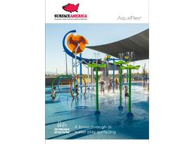 AquaFlex® Water Play Surfacing Image