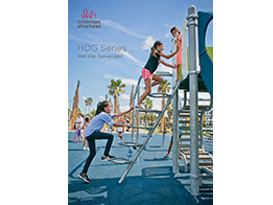HDG Series (Hot Dip Galv) Brochure Image