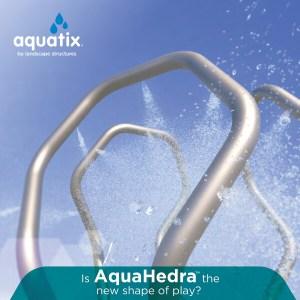 AquaHedra splashpad brochure image
