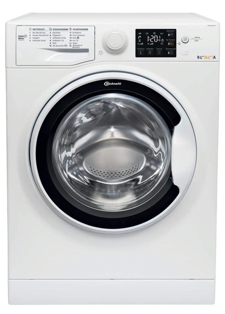 Bauknecht Waschtrockner 8 Kg Wt Super Eco 8514 Bauknecht De Herzlich Willkommen In Der Welt Der Haushaltsgerate Von Bauknecht