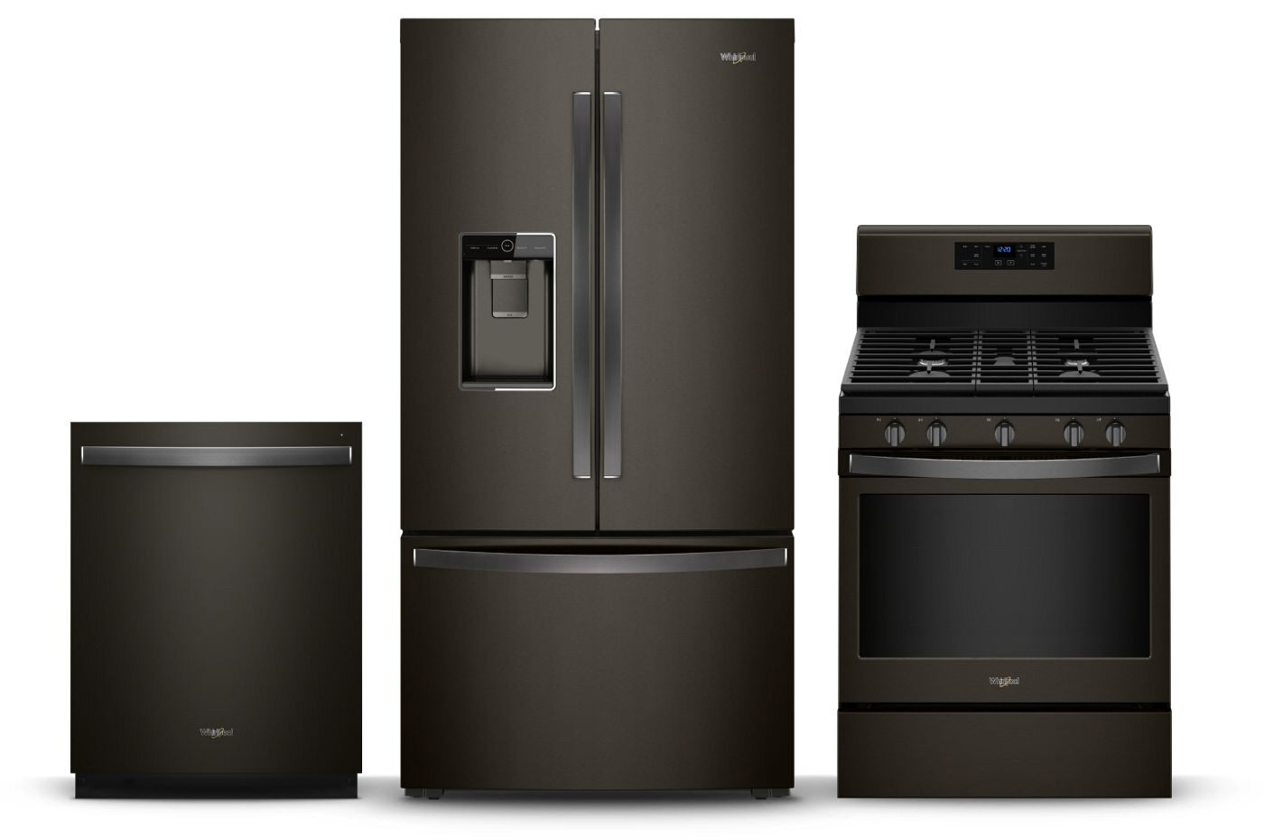 No Fingerprint Stainless Steel Appliances