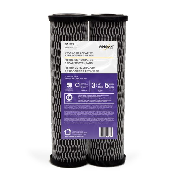 Whirlpool WHKF-WHWC Carbon Filter 2-pack