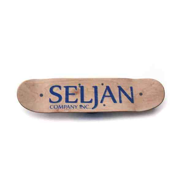 Custom Whirly Board for Seljan Company