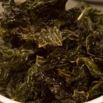 CSAturday and Crispy Kale Chips