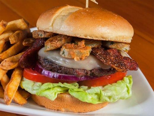 Smokehouse Jalapeno Burger