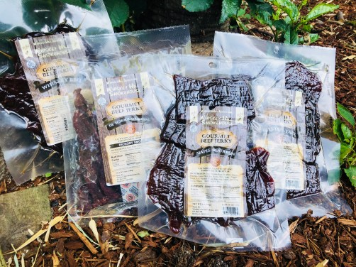 Private Label Maple Bourboe Beef Jerky From Whiskey Hill Smokehouse