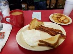 Breakfast at Cliffside Diner