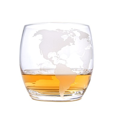 Global Whiskeyglas