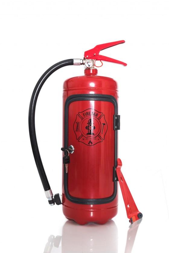 Firebar - Brandsläckaren som släcker allt
