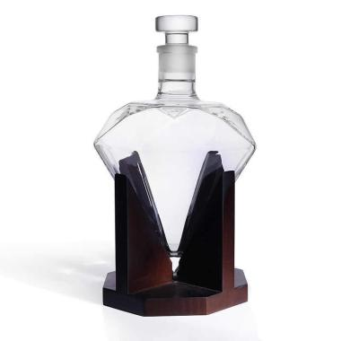 Luxury Diamond Decanter