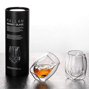 Mallan Whisky Glass Set