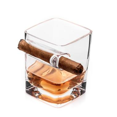 Whiskey Cigarrglas
