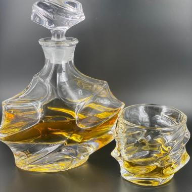Harry - Whiskey decanter set