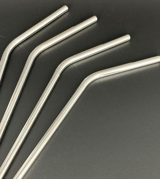 Sugrör- Rostfritt stål