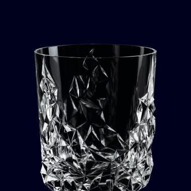 Sculpture Whisky Tumbler 4-pack