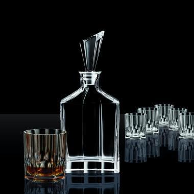 Nachtmann Aspen Whiskey Karaffset - 7delar