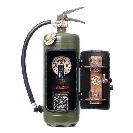 Portabel Minibar Brandsläckare - Firebar Green