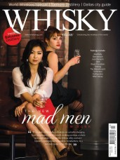 Whisky Magazine with Rose Jia on cover