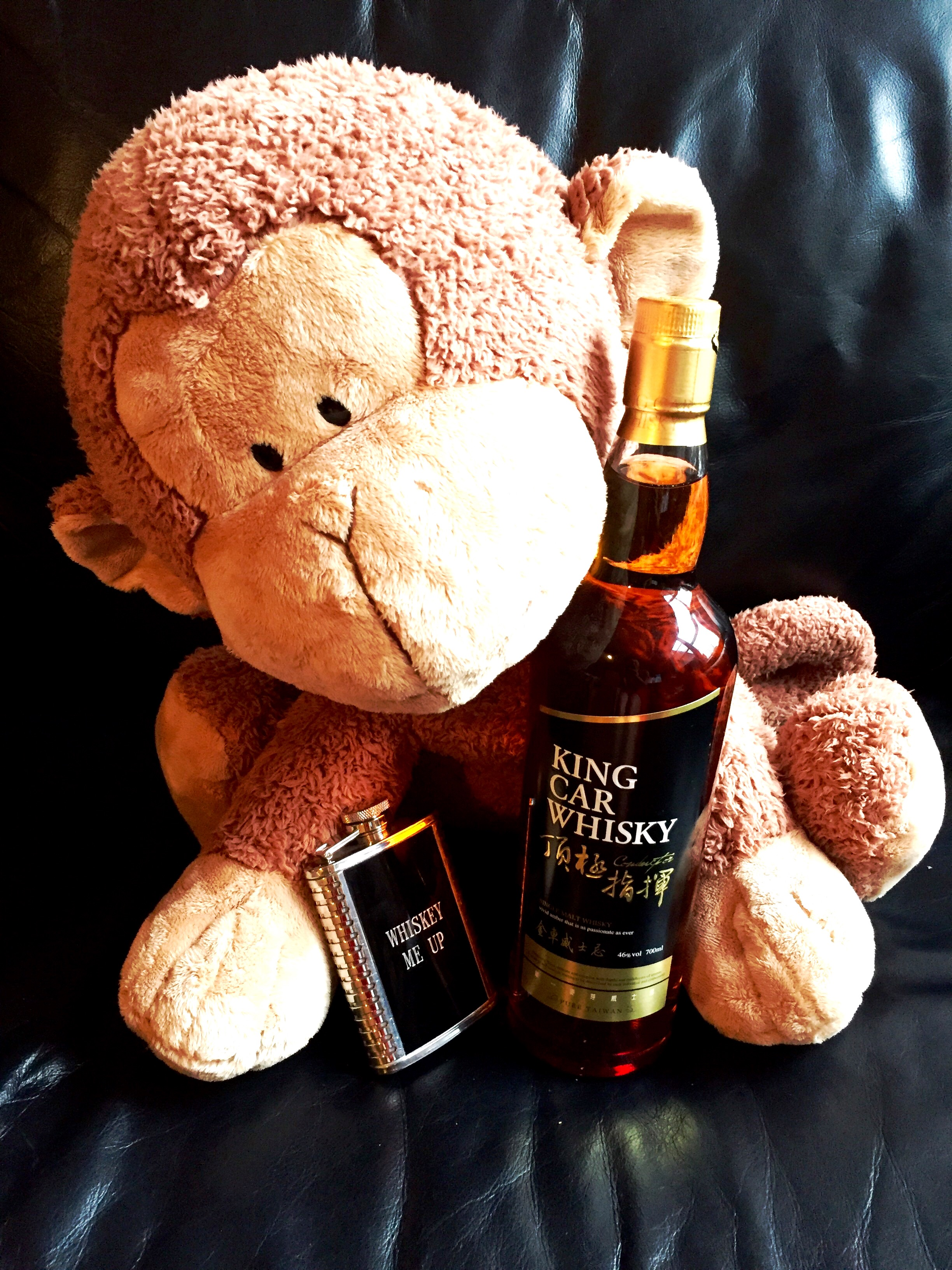 Lunar New Year 2016 - Year of the Monkey with Kavalan King Car Single Malt
