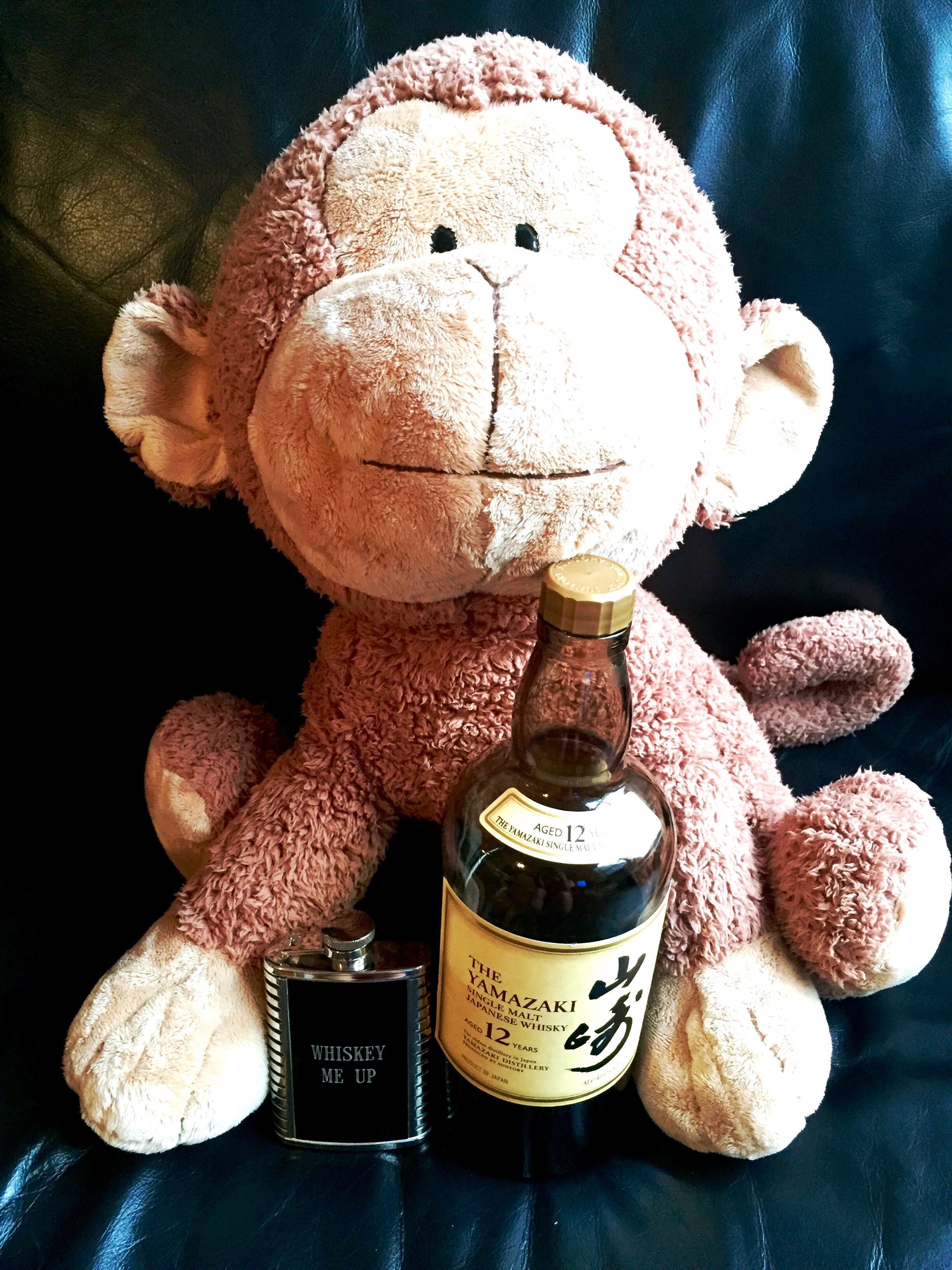 Whiskeying in the Year of The Monkey!
