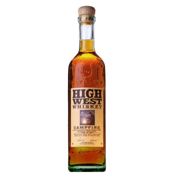 Image result for high west campfire whiskey