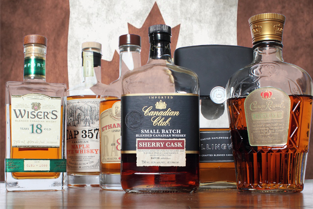 Canadian-Whisky