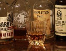 American Whiskey (Rye)