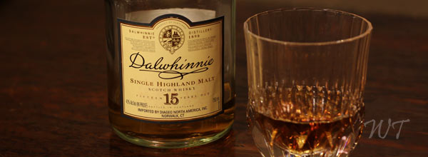 Dalwhinnie 15yr Single Highland Malt