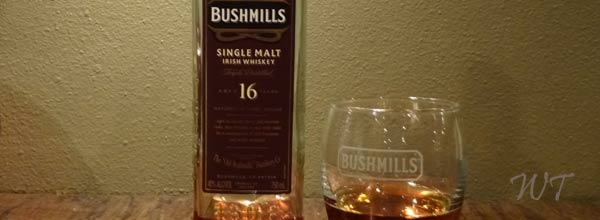 Bushmills 16 Year Single Malt Irish Whiskey