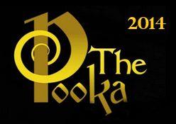 2014 Irish Whiskey Trail Irish Whiskey of the Year Golden Pooka Award Winner Tullamore DEW Phoenix Irish Whiskey