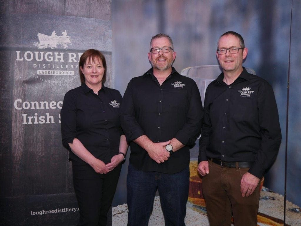 Lough Ree Distillery Ierse Whiskey Trail