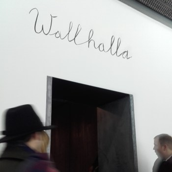 Anselm Kiefer exhibition @ Whitecube, Bermondsey