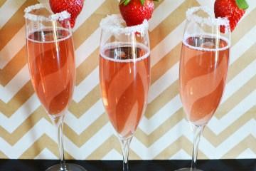 Sparkling French Berry Lemonade