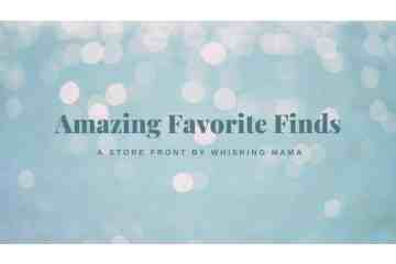 AMAZING FAVORITE FINDS
