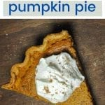 Best pumpkin pie recipe homemade