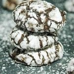 How to Make Classic Crinkle Cookies