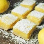 Easy Classic Lemon Bars