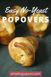 Easy Traditional Popover Recipe