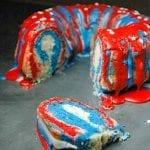 Firecracker Cake Patriotic Dessert