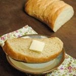 Soft and Chewy Homemade French Bread