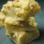 Lemon Rhubarb Bars