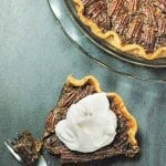 Pecan Pie - The Best Holiday Pie to Make in a Rush