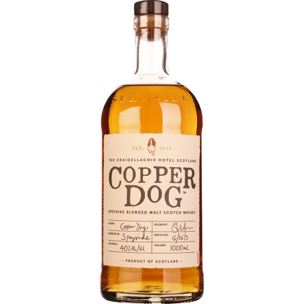 Copper Dog Blended Malt 1LTR